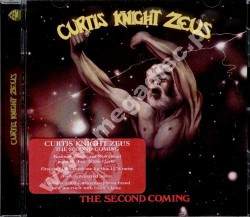 CURTIS KNIGHT ZEUS - Second Coming - UK Lemon Remastered - POSŁUCHAJ