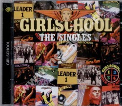 GIRLSCHOOL - Singles Collection 1978-1988 (2CD) - UK Lemon Remastered Edition