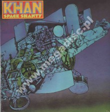 KHAN - Space Shanty - EU Tapestry Press - POSŁUCHAJ