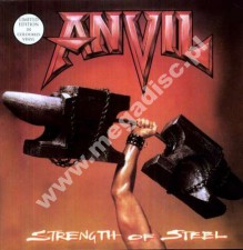 ANVIL - Strength Of Steel - GER Limited Press