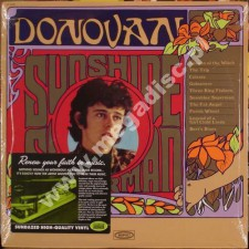 DONOVAN - Sunshine Superman - US Sundazed Press (LP - PŁYTA WINYLOWA)