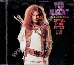 TED NUGENT AND THE AMBOY DUKES - Survival Of The Fittest - Live - POSŁUCHAJ
