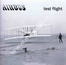 AIRBUS - Test Flight (Unreleased 1972 Album) - UK Wooden Hill