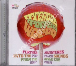 Treacle Toffee World - More Pop Psych Sounds From Apple Era 1967-69 - UK RPM