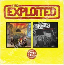 EXPLOITED - Troops Of Tomorrow / Apocalypse Tour - UK Cherry Red Remastered (2CD)