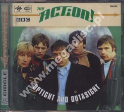 ACTION - Uptight And Outasight - BBC Sessions 1965-68 (2CD)
