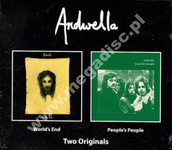ANDWELLA - World's End / People's People - US Digipack - POSŁUCHAJ