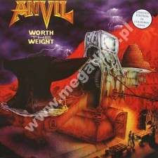 ANVIL - Worth The Weight - GER Limited Press