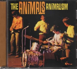 ANIMALS - Animalism - Original US MONO Mix +11 - SWE Flawed Gems Expanded - POSŁUCHAJ - VERY RARE