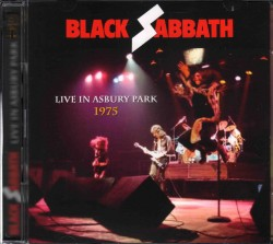 BLACK SABBATH - Live In Asbury Park 1975 (2CD) - Top Gear Expanded - POSŁUCHAJ - VERY RARE