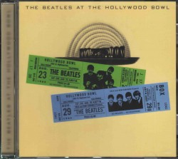 BEATLES - At The Hollywood Bowl 1964-1965 (George Martin 1977 Mix) +14 - SPA Top Gear Remastered & Expanded - POSŁUCHAJ - VERY RARE