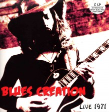 BLUES CREATION - Live 1971 - Expanded Edition (2LP) - FRA Absinthe - POSŁUCHAJ