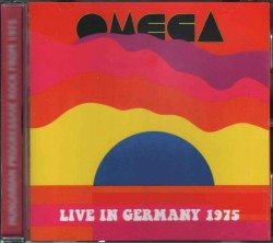 OMEGA - Live In Germany 1975 - ITA Eastern Time - POSŁUCHAJ - VERY RARE