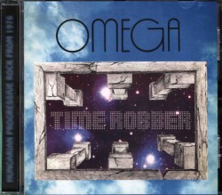 OMEGA - Time Robber (Original Vinyl Cover) - ITA Eastern Time - POSŁUCHAJ - VERY RARE