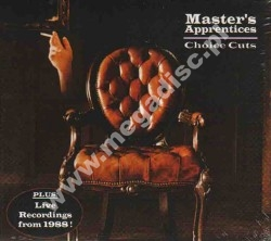 MASTER'S APPRENTICES - Choice Cuts - EU Digipack - POSŁUCHAJ - VERY RARE