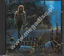 BLACK SABBATH - Come To The Sabbath - Live in Bruxelles, October 1970 - LIMITED -