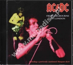 AC/DC - From Melbourne To London - Live 1975-1978 - LIMITED