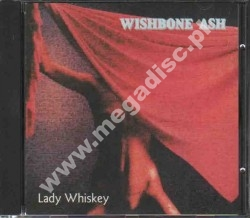 WISHBONE ASH - Lady Whiskey - Live in Concert 1982 - EU RARE LIMITED
