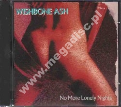 WISHBONE ASH - No More Lonely Nights - Live in Concert 1985 - EU RARE LIMITED