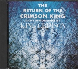 KING CRIMSON - Return Of The Crimson King - Live At The Plumpton Festival, 8th September 1969 - LIMITED -