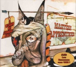 MASTER'S APPRENTICES - A Toast To Panama Red - EU Digipack - POSŁUCHAJ
