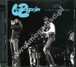 LED ZEPPELIN - Live At The Los Angeles Forum 1970 (2CD) - SPA Top Gear - RARE LIMITED - POSŁUCHAJ