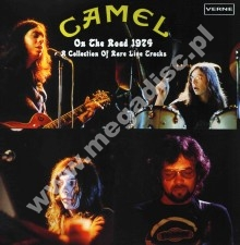 CAMEL - On The Road 1974 - A Collection Of Rare Live Tracks (2LP) - FRA Verne - POSŁUCHAJ - VERY RARE