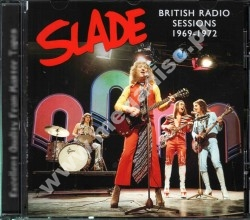 SLADE - British Radio Sessions 1969-1972 - FRA On The Air - POSŁUCHAJ