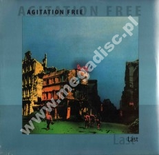 AGITATION FREE - Last - Live 1974 - GER Press - POSŁUCHAJ