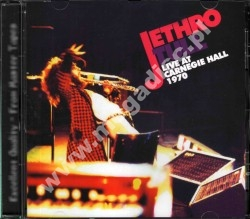 JETHRO TULL - Live At Carnagie Hall, November 1970 - FRA On The Air - POSŁUCHAJ