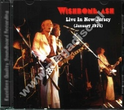 WISHBONE ASH - Live In New Jersey, January 1974 - FRA On The Air - POSŁUCHAJ