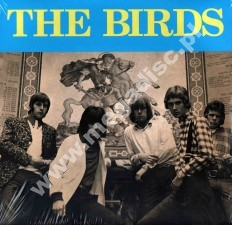 BIRDS - The Birds - 1964-1966 - EU Decca Limited Press