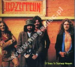 LED ZEPPELIN - 13 Steps To Stairway Heaven - Studio Sessions 1968-1971 - EU RARE LIMITED Press