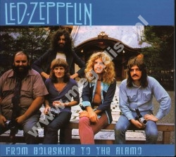 LED ZEPPELIN - From Boleskine To Alamo - Live In Dundee 1973, January 1973 + Fort Worth, May 1973 - LIMITED EU Press