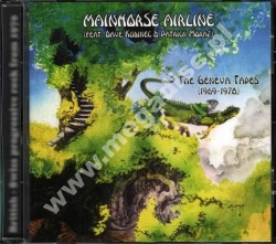 MAINHORSE AIRLINE - Geneva Tapes 1969-1970 - Unreleased Album - SWE Flawed Gems