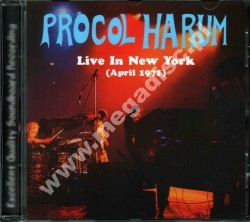 PROCOL HARUM - Live In New York 1971 - FRA On The Air LIMITED Press