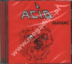 ACID - Maniac - UK Hear No Evil Remastered - POSŁUCHAJ