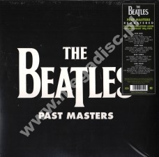 BEATLES - Past Masters (2LP) - UK Stereo Remastered
