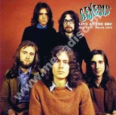 GENESIS - Live At The BBC (May 1971 - March 1972) - UK Far Out Limited Press - POSŁUCHAJ