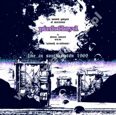 PINK FLOYD - Live In Southampton 1969 - UK Far Out Limited Press - POSŁUCHAJ