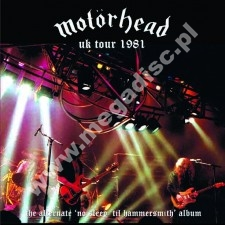 MOTORHEAD - UK Tour 1981 - The Alternate 'No Sleep 'Til Hammersmith' Album - UK Far Out Press  - POSŁUCHAJ
