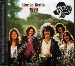 SPOOKY TOOTH - Live In Berlin 1970 - FRA On The Air Limited - POSŁUCHAJ