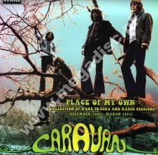 CARAVAN - Place Of My Own - A Collection Of Rare Tracks And Radio Sessions (December 1968 - March 1971) (2LP) - FRA Verne