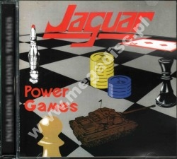 JAGUAR - Power Games +6 - SWE Heavy Sounds Remastered & Expanded - POSŁUCHAJ