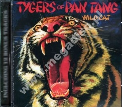 TYGERS OF PAN TANG - Wild Cat +12 - SWE Heavy Sounds Remastered & Expanded - POSŁUCHAJ