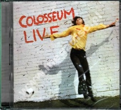 COLOSSEUM - Live (2CD) - UK Esoteric Expanded & Remastered - POSŁUCHAJ