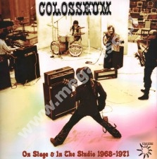 COLOSSEUM - On Stage & In The Studio 1968-1971 (2LP) - UK LIMITED Press