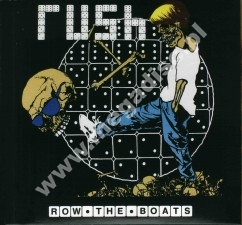 RUSH - Row The Boats - Live In St. Louis, November 1991 (2CD) - EU RARE LIMITED Edition - POSŁUCHAJ
