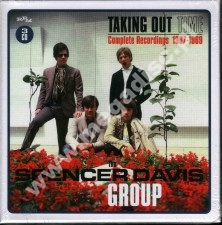 SPENCER DAVIS GROUP - Taking Out Time: Complete Recordings 1967-1969 (3CD) - UK RPM Remastered - POSŁUCHAJ