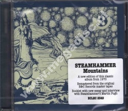 STEAMHAMMER - Mountains - UK Esoteric Remastered - POSŁUCHAJ